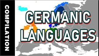 The Germanic languages! (German,English, Dutch, Norwegian,Icelandic...)  | Verbale Mondo