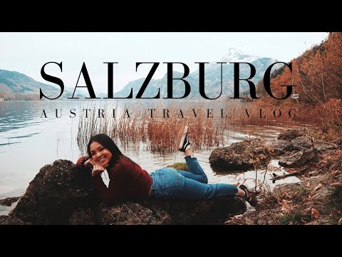 SALZBURG | AUSTRIAN ALPS | TRAVEL VLOG