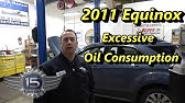 2010-2014 chevy equinox Cleaning PCV valve  - YouTube