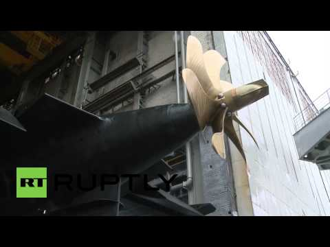 "Russia: ""Black Hole"" stealth subs plummet to join Black Sea Fleet"