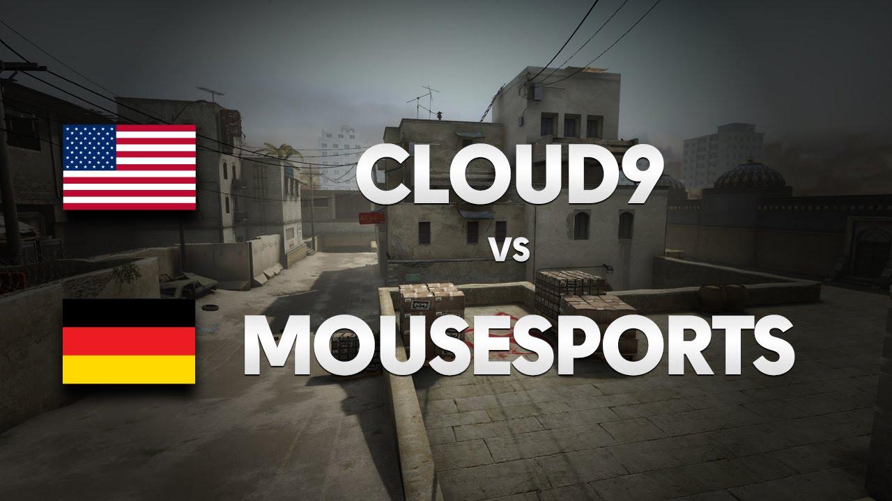Cloud9 Vs Mousesports