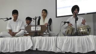 Kirtan Performance at Blue Mountain Gurdwara