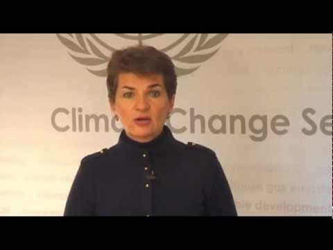 UNFCCC Newsletter May 2012 - Message by Christiana Figueres