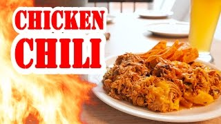 chicken chili aus dem dutch oven bbq grill rezept video die grillshow 199