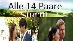 Alle Sturm der Liebe Paare bis zur 14 Staffel