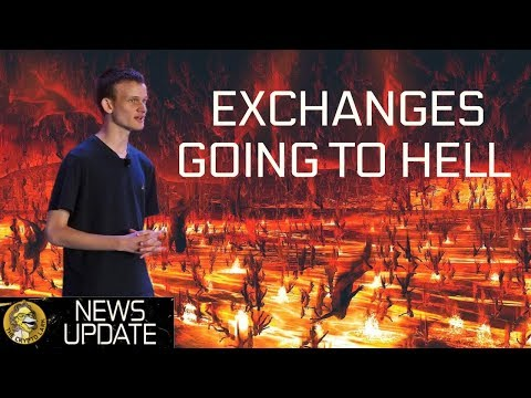 "ethereum-update,-vitalik-""exchanges-can-burn-in-hell""-&-bitmain-monster---btc-&-cryptocurrency-news"