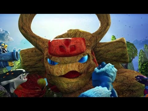 Skylanders Giants Full Movie All Cutscenes Cinematic