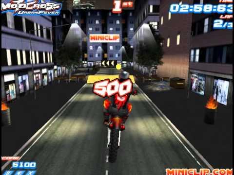 juego gratis de motocross:
