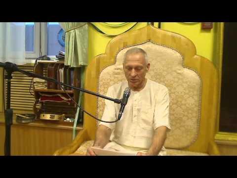 Бхагавад Гита 2.72 - Шьямарупа прабху