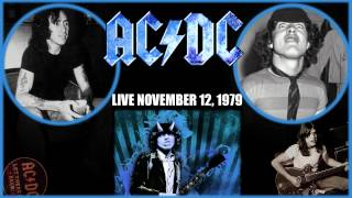 AC/DC Walk All Over You LIVE: Jaap Edenhal, Amsterdam November 12, 1979 HD