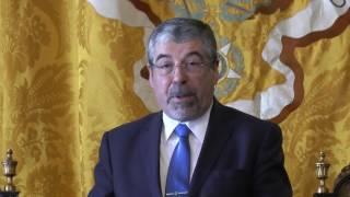 Discurso do presidente da CMC, Manuel Machado, no Dia da Cidade de Coimbra e da Rainha Santa Isabel