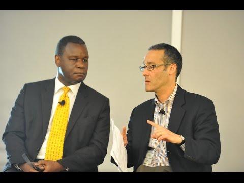 Interview | Stanlake J.T.M. Samkange (WFP) and Jeffrey Klein (GFN)