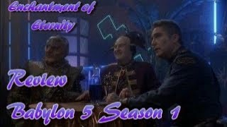 Babylon 5 Season 1 Review