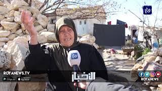 أهالي النمتة في الطفيلة يهجرون قريتهم - (2-1-2019)
