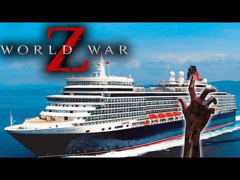CRUISE SHIP ZOMBIE MASSACRE (World War Z)