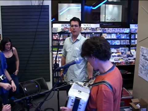 Boat of Car & Meet James Ensor Instore Performance - They Might Be Giants mp3