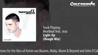 CD2 - 03 Heatbeat feat. Jeza - Light Up (Rough Mix)
