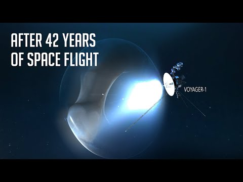 What The Voyager Spacecraft Discovered After 42 Years In Interstellar Space?