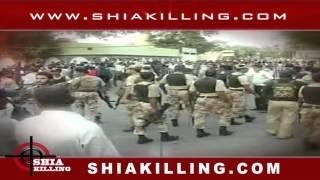 Karachi:Rally Against Blocking of Website Shiakilling.com - Poem (Allama Iqbal)