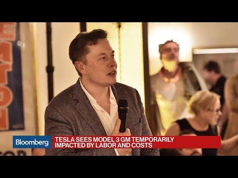 Tesla's Massive Cash Burn Concerns Investors