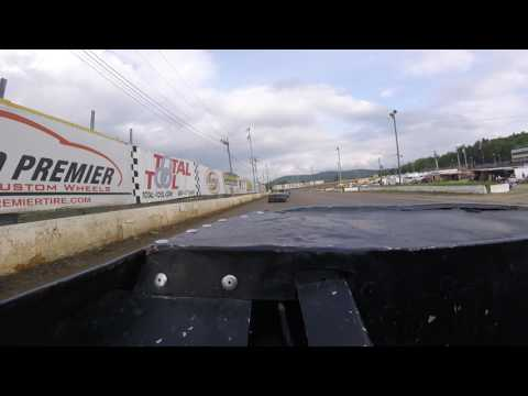 6-17-17 Lebanon Valley Speedway Marty's Detailing Rear View Camera PART 1