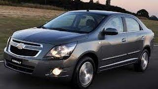 Chevrolet Cobalt Тест драйв Anton Avtoman