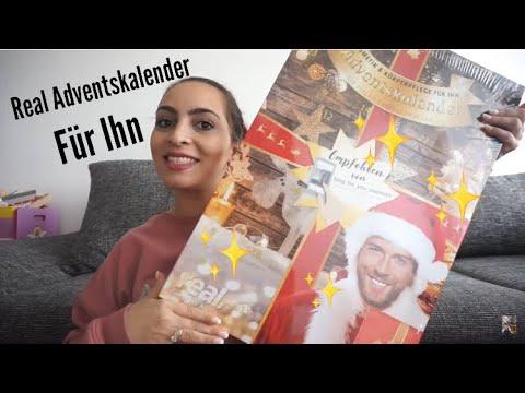 Weihnachtskalender Real.Real Adventskalender 2017 Für Ihn L Real Adventskalender 2017 L Familie Said