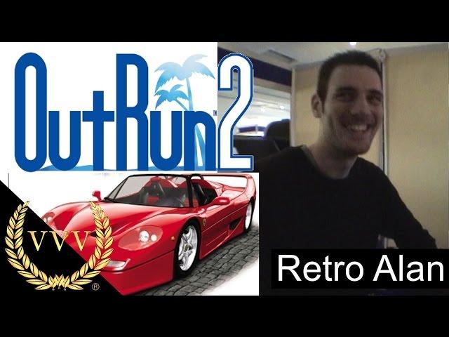 Retro Alan   Outrun 2 Arcade
