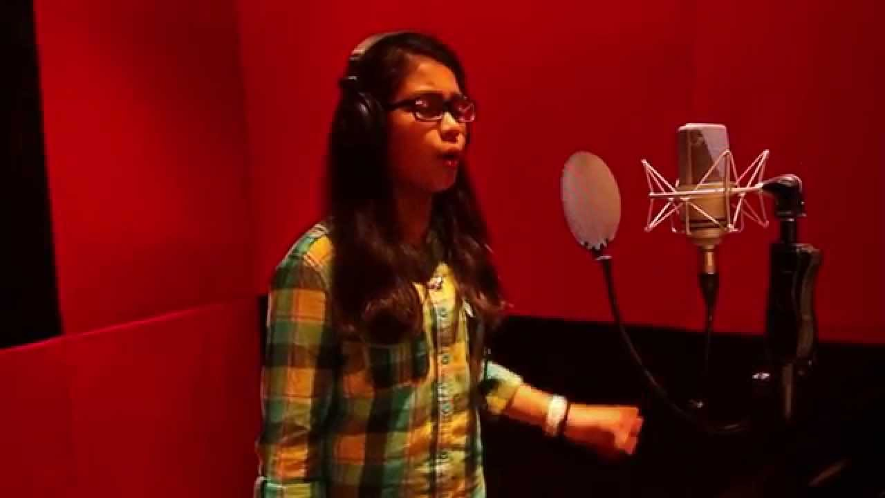 A cover of Let it go by 13 years old Chlea Trinidad - YouTube