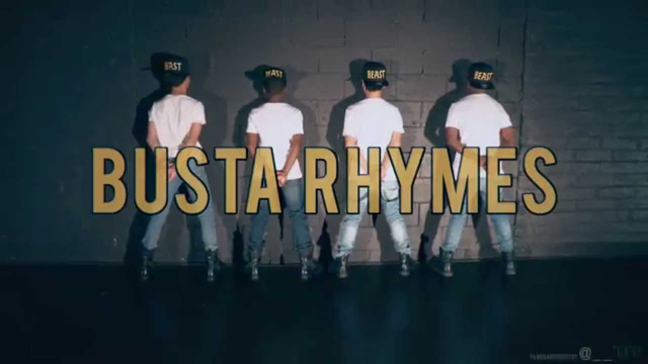 Busta Rhymes - Touch It | Choreo by WilldaBEAST, Janelle ...