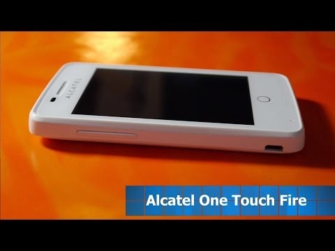 Test: Alcatel One Touch Fire [HD] Deutsch