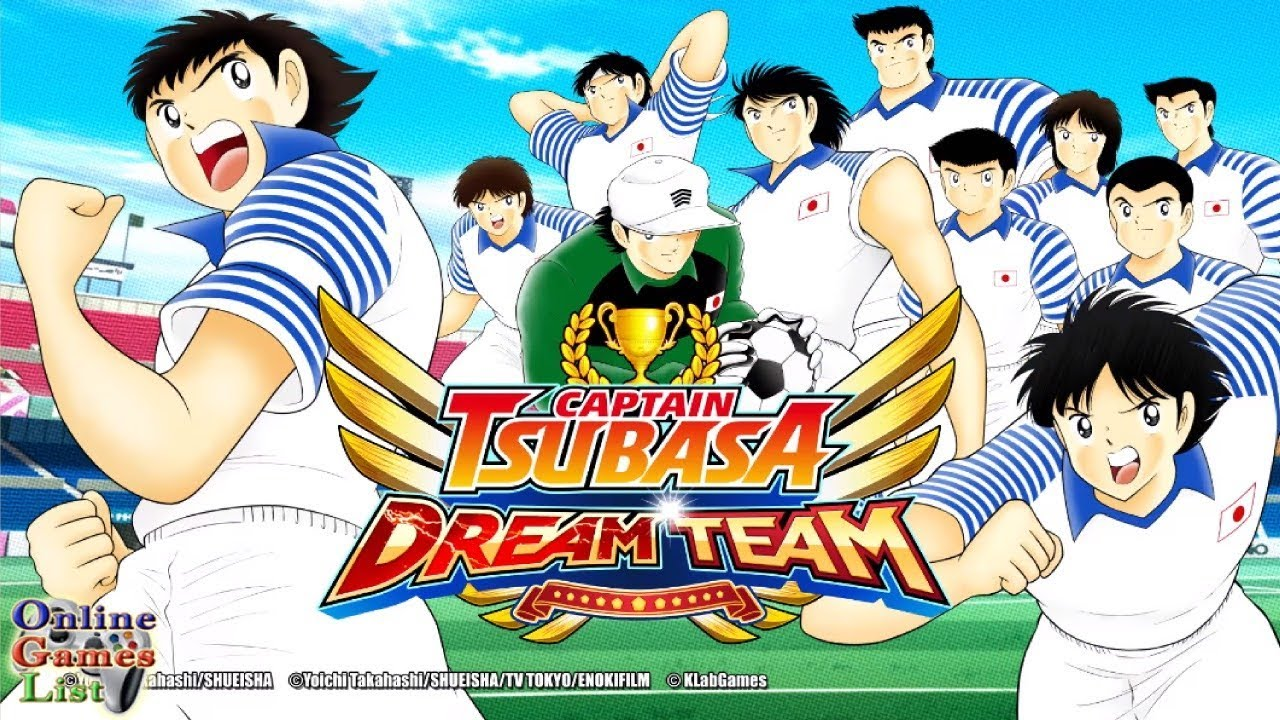 Captain Tsubasa Dream Team English Android Ios Gameplay Hd