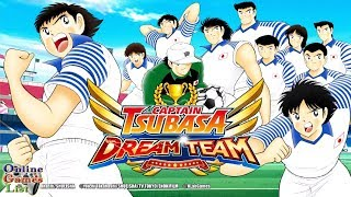 Captain Tsubasa: Dream Team (English) Android/iOS Gameplay HD