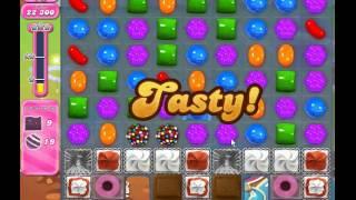 Candy Crush Saga level 859 (3 star, No boosters)