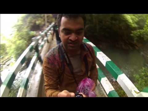 Elephant Falls, East Khasi Hills District, Meghalaya, India