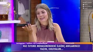 """2. Sayfa: """"Çocuklar Duymasın""""ın Havuç'u ve Simay'ı 2  Sayfa'da!"""
