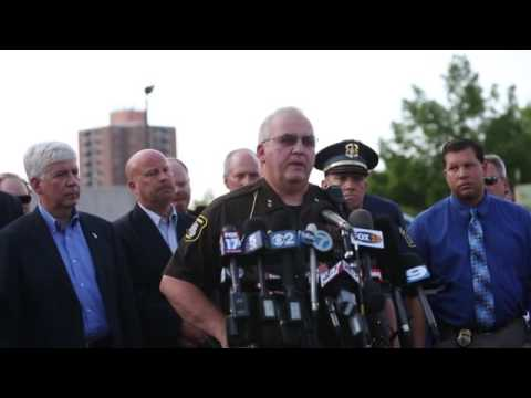 Berrien Courthouse Shooting Press Conference