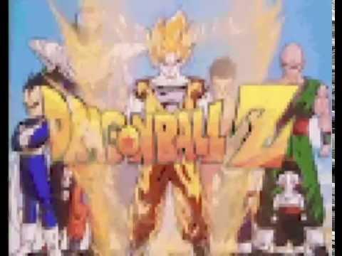 Dragon Ball Z: The legacy of Goku - INTRO