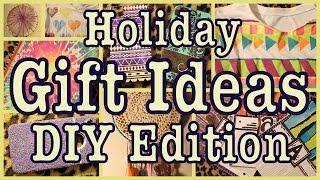 Diy Easy & Affordable Gift Ideas! ✽ Dazzlediy