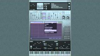 Ogun Part Two | Presets - Master Section & X-Y Modulation