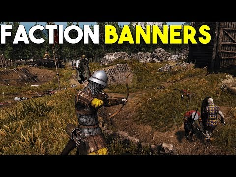 Factions Banners + Customisation? - Mount and Blade II Bannerlord UPDATE