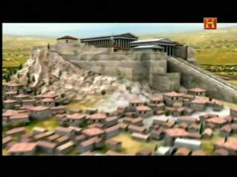 La Atenas de Pericles: arquitectura y democracia