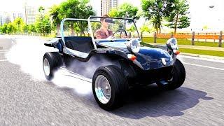 Desafio Aceito, Buggy com motor de ''Ferrari'' pra correr contra o Jeep ''Lamborghini'' do Zoio