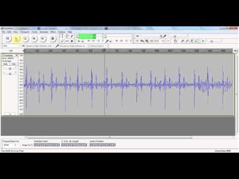 Heartbeat recording