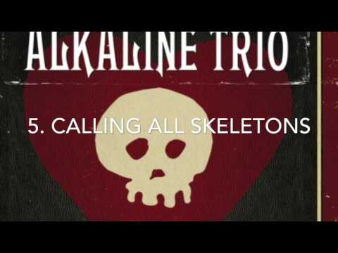 Top 10 ALKALINE TRIO Songs