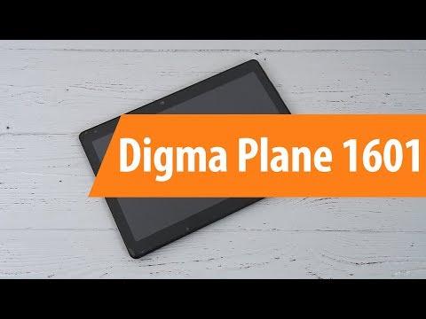 Планшет Digma Plane 1601 3G 8GB (MediaTek 8321 1300МГц / 1024мб / 8ГБ / Mali 400...)