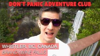 Brandywine Falls (Whistler, BC, Canada)