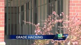 Student accused of hacking into computer, changing grades