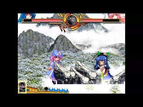 Touhou 10.5: Scarlet Weather Rhapsody - Tenshi