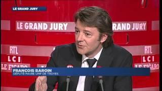 Le Grand Jury du 13 avril 2014 - François Baroin - 2e partie